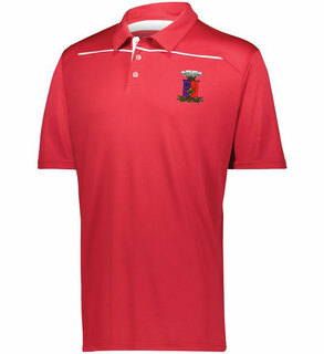 Sigma Phi Epsilon Greek Crest Emblem Defer Polo