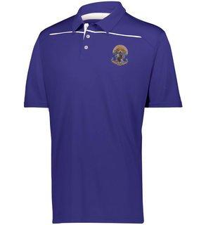 Sigma Pi Greek Crest Emblem Defer Polo