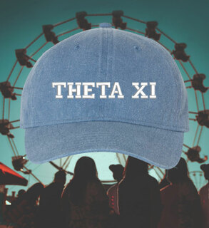Theta Xi Hats & Face Masks