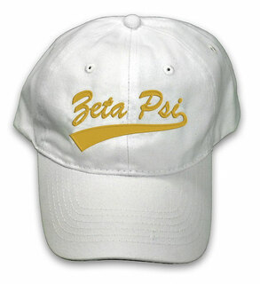 Zeta Psi New Tail Baseball Hat