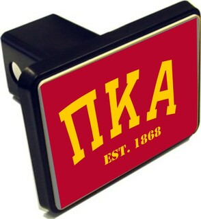 Pi Kappa Alpha Trailer Hitch Covers