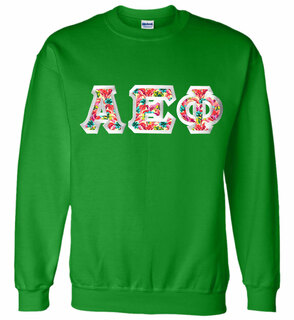 $25 Alpha Epsilon Phi Custom Twill Sweatshirt