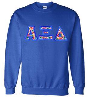 $25 Alpha Xi Delta Custom Twill Sweatshirt