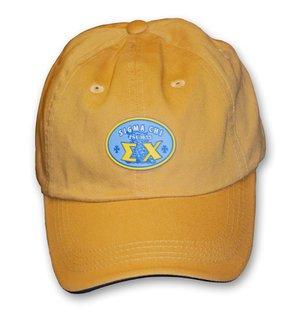 DISCOUNT- Fraternity Emblem Hat