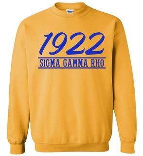 Sigma Gamma Rho Script Year Crew