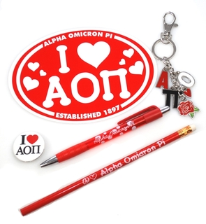 Alpha Omicron Pi Discount Kit