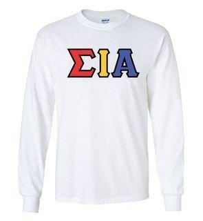 Sigma Iota Alpha Shirts