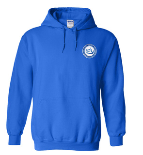 DISCOUNT-Zeta Phi Beta Since 1920 Emblem Hooded Sweatshirt