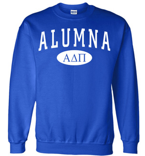 Alpha Delta Pi Alumna Sweatshirt