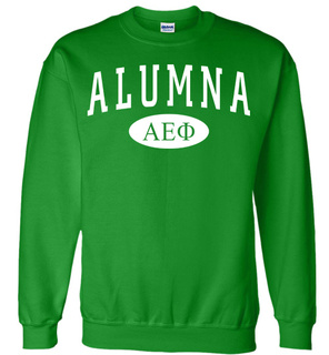 Alpha Epsilon Phi Alumna Sweatshirt