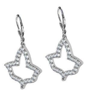 Alpha Kappa Alpha Ivy Earrings