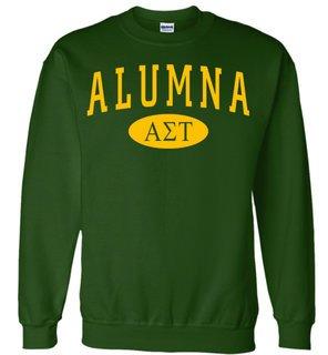 Alpha Sigma Tau Alumna Sweatshirt