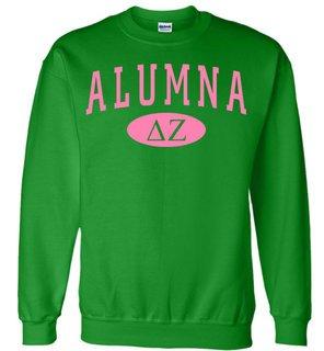 Delta Zeta Alumna Sweatshirt
