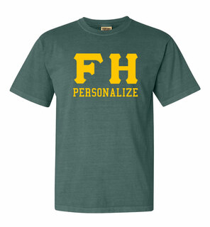 FARMHOUSE Greek Custom Comfort Colors Heavyweight T-Shirt