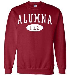 Gamma Sigma Sigma Alumna Sweatshirt