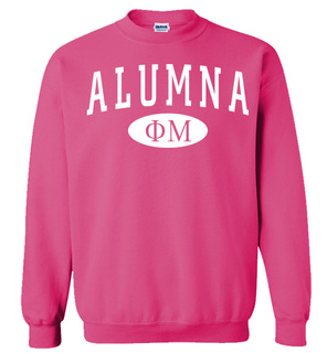 Phi Mu Alumna Sweatshirt