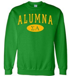 Sigma Alpha Alumna Sweatshirt