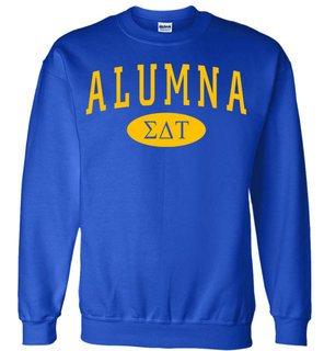 Sigma Delta Tau Alumna Sweatshirt