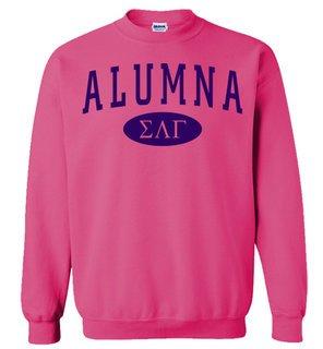 Sigma Lambda Gamma Alumna Sweatshirt