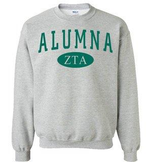 Zeta Tau Alpha Alumna Sweatshirt