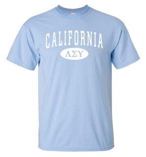 Lambda Sigma Upsilon State Shirt