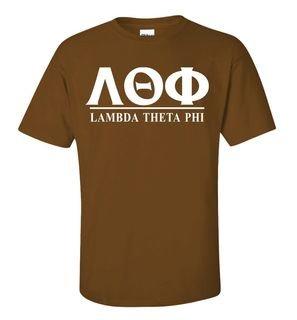 Lambda Theta Phi Bar Shirt