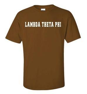 Lambda Theta Phi College Shirt