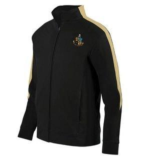 Phi Kappa Sigma Crest - Shield Medalist Track Jacket