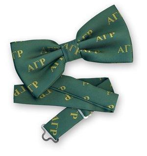 Alpha Gamma Rho Bow Tie - Woven