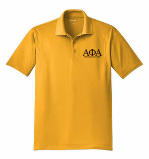 Alpha Phi Alpha Sports Polo