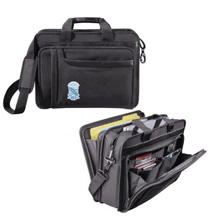 DISCOUNT-Phi Beta Sigma Crest - Shield Briefcase Attache