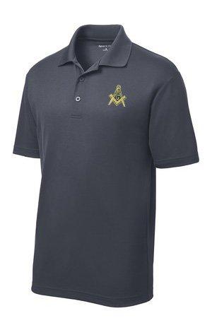 DISCOUNT-Mason / Freemason Emblem Polo