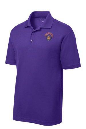 DISCOUNT-Fraternity & Sorority Greek Emblem Polo