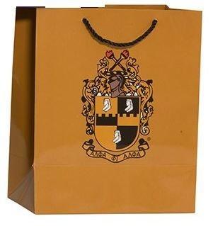 Alpha Phi Alpha Paper Gift Bag