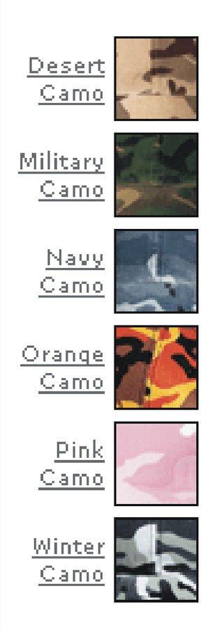 Fraternity & Sorority Lettered Camo Hat