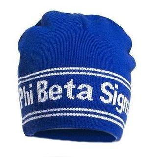 Phi Beta Sigma Reversible Beanie