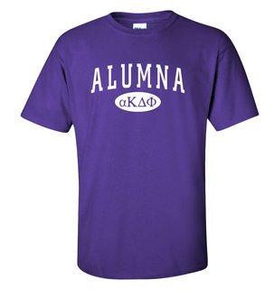 alpha Kappa Delta Phi Alumna T-Shirt