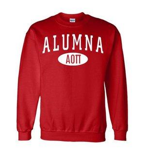 Alpha Omicron Pi Alumna Sweatshirt