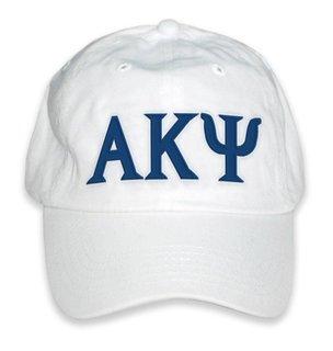 Alpha Kappa Psi Letter Hat