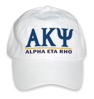 Alpha Kappa Psi World Famous Line Hat