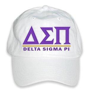 Delta Sigma Pi World Famous Line Hat