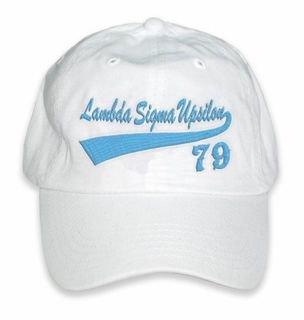 Lambda Sigma Upsilon New Tail Baseball Hat