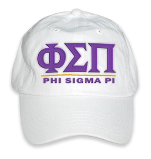 Phi Sigma Pi World Famous Line Hat