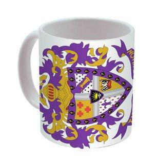 Sigma Alpha Epsilon Mega Crest - Shield Coffee Mug