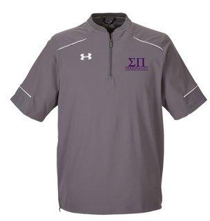 Sigma Pi Under Armour�  Men's Ultimate Short Sleeve Fraternity Windshirt