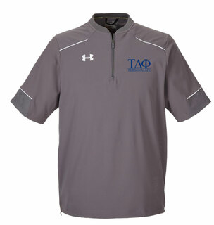 Tau Delta Phi Under Armour�  Men's Ultimate Short Sleeve Fraternity Windshirt