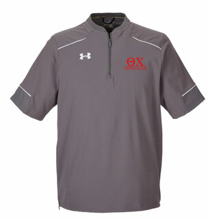 Theta Chi Under Armour�  Men's Ultimate Short Sleeve Fraternity Windshirt