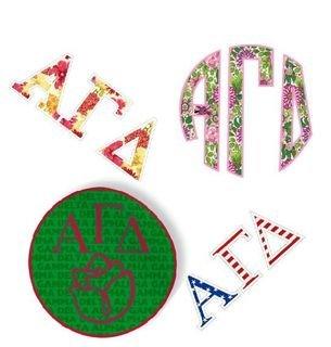 Alpha Gamma Delta Sticker Grab Bag