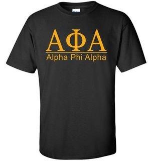 Alpha Phi Alpha Bar Tee