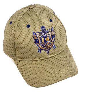 Fraternity Khaki Mesh Hats